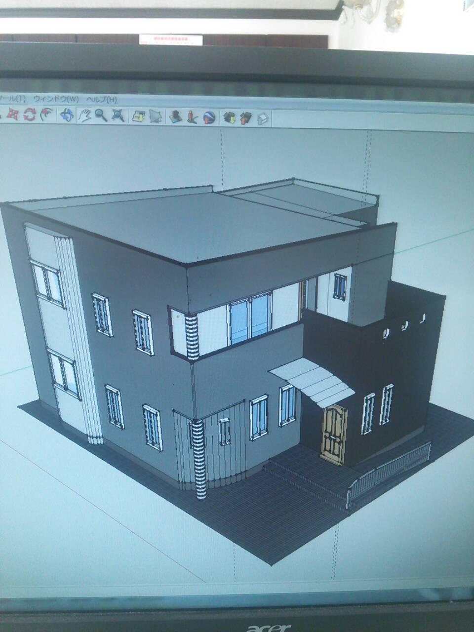 浜島市 新築  屋根・外壁・外装
