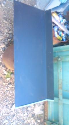 浜島市 庇張り 板金加工