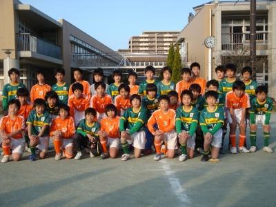 最終練習明海FCさんと