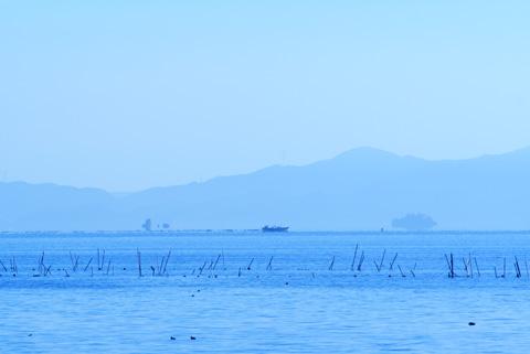 沖の白石〜多景島