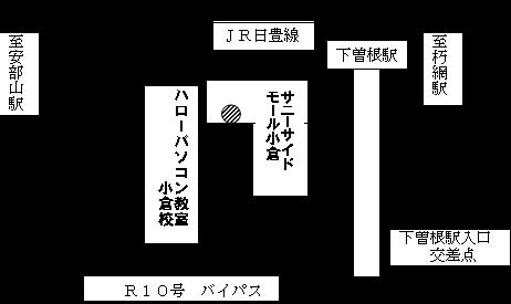 ssm地図