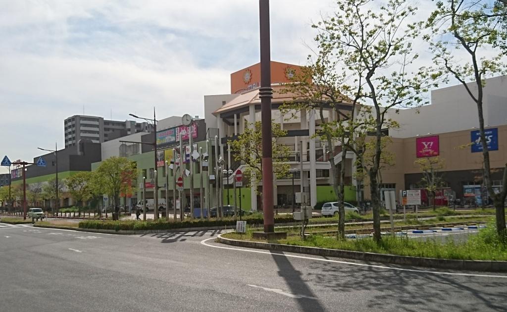 mall通り2