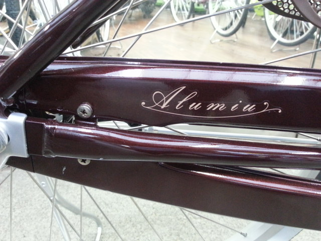 自転車の 自転車 チェーン 錆びにくい : もっと気軽に ♪ もっと快適に ...