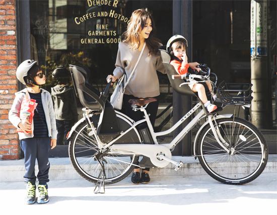 電動自転車 電動自転車 子供乗せ ヤマハ : ... 電動自転車 3人乗り子供乗せ