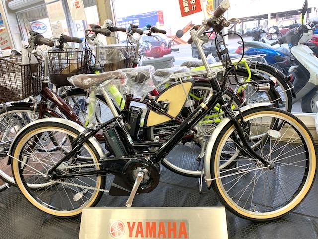 ヤマハの人気小径電動自転車 City-V