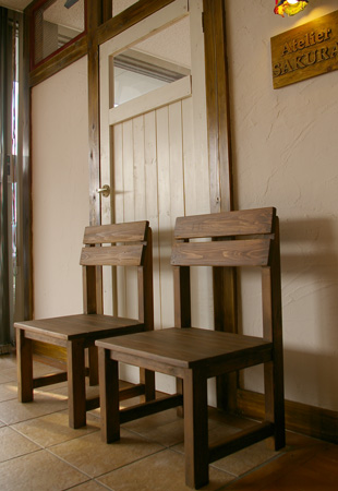 アトリエサクラ・オーダー家具