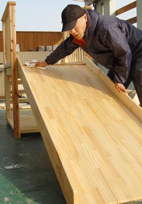オーダー家具・滑り台