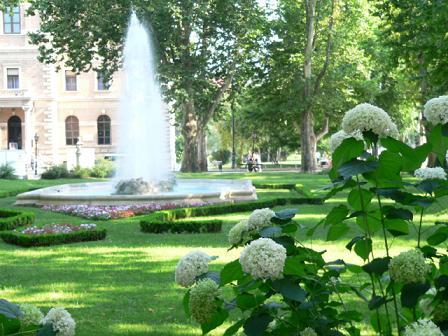 ザグレブ公園