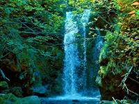 オヤウシナイの滝