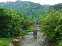 羽幌炭坑鉄道橋梁