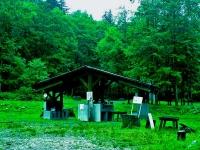 トムラウシ野営場