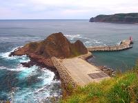 宇登呂三角岩