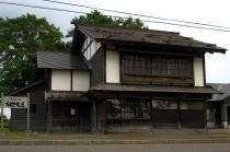 旧本願寺駅逓