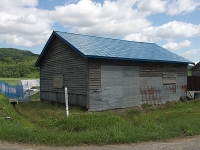 旧温根別北線駅逓所