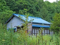 旧ムリイ(武利)駅逓所