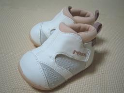 プクプクの靴