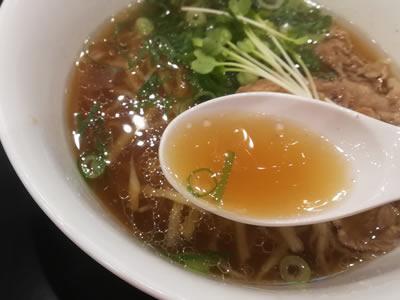 牛骨らぁ麺マタドールANNEX