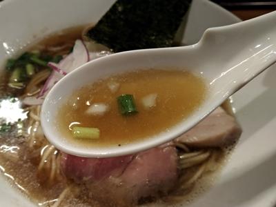 亀戸煮干中華蕎麦つきひ