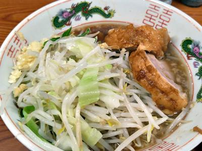 ラーメン二郎 亀戸店