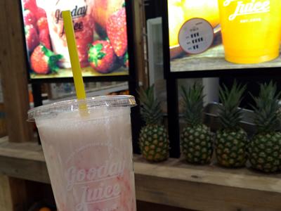 gooday juice 横浜ワールドポーターズ店