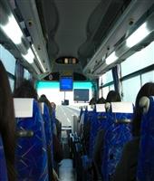 朝のリムジンバス2