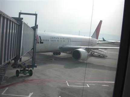 JAL961便