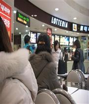 ソウルのロッテリア