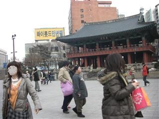 ソウルの街2