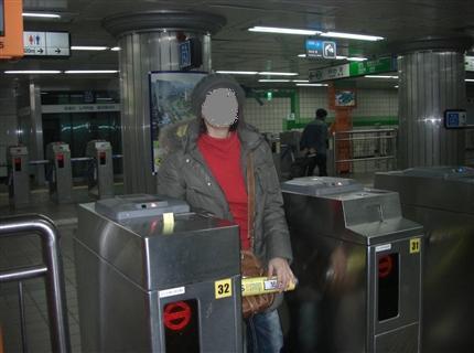 韓国の地下鉄2