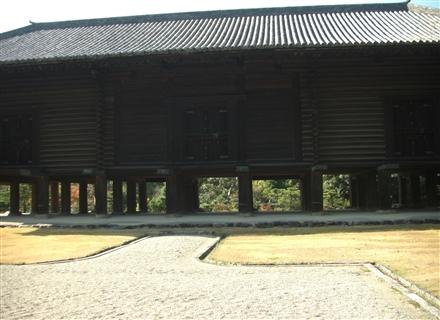 正倉院宝物蔵