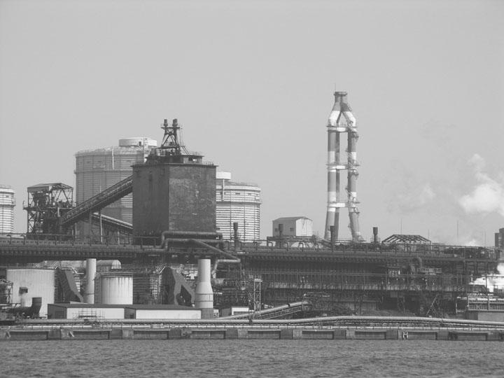 JFEスチール東日本製鉄所