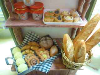 小さなパン屋さん2