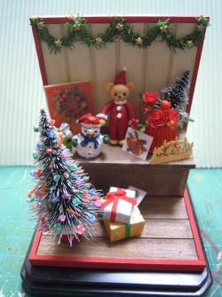 L字型クリスマス1
