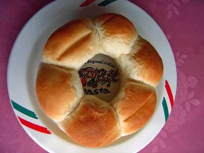 自家製リングパン