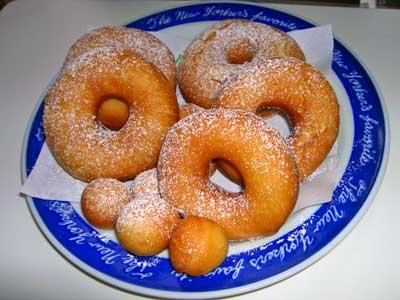 もちもち自家製ドーナツ