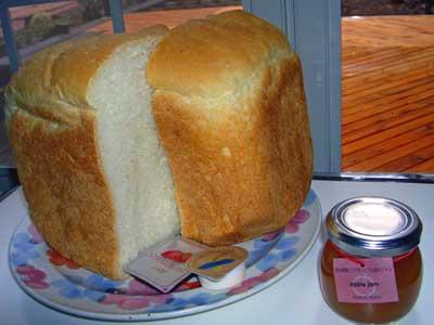 自家製おからパン