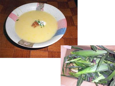 嬬恋村産とうもろこし100パーセント使用贅沢コーンクリームスープ