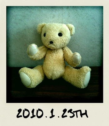 1/23 Birth Brown bear