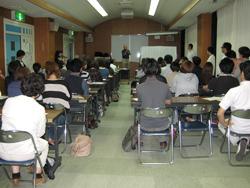 2012年10月初級手話講習会
