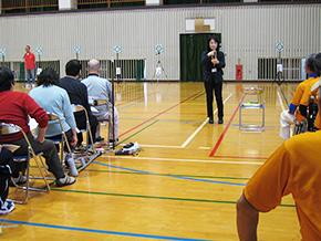 第2回スポーツ吹矢鹿児島市区大会