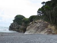 研修2海辺
