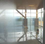 八峰の湯 内風呂