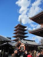 浅草寺 5重の塔