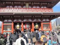 浅草寺 入口