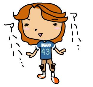 ranakoさん2010お誕生日