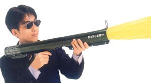 結婚式余興グッズ「M-72砲」