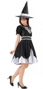ノワールの魔女コスプレ衣装