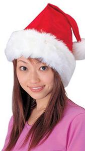クリスマスグッズサンタ帽子DX