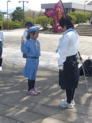 入団式2012-2