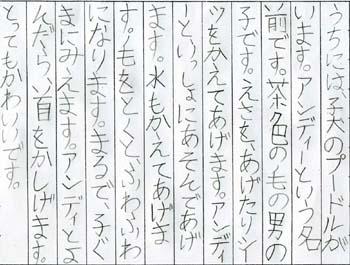 夏の日記☆
